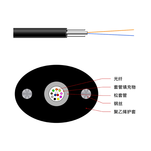 FTTH ordinary household cable